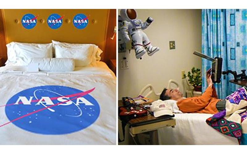 躺著就能賺進59萬你要嗎?NASA招募志願者「什麼事都不用做」...只需答應唯一條件即錄用