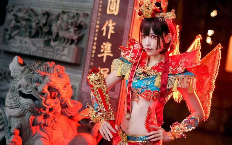 台灣最正官將首「顏值驚艷日本人」陣頭文化一上台,瞬間成為全場焦點!