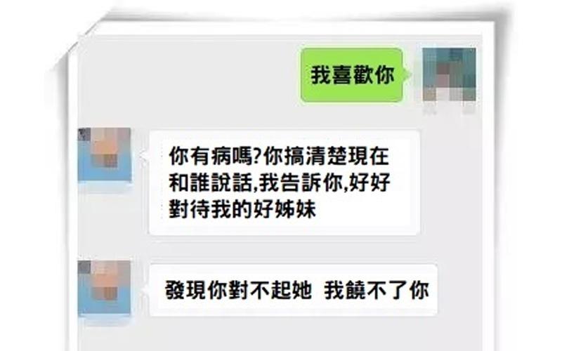 網友分享「拿男友手機傳我喜歡你給閨蜜」想測試會有何反應,結果顯示:千萬別這樣做!