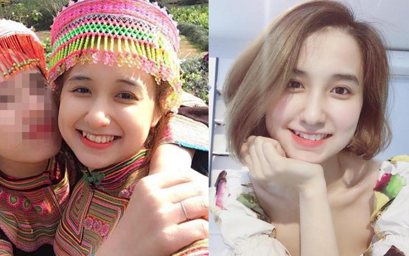 少數名族專出美女?越南小仙女「清新顏值+甜蜜笑容」卸下傳統服飾狂吸粉:想娶回家